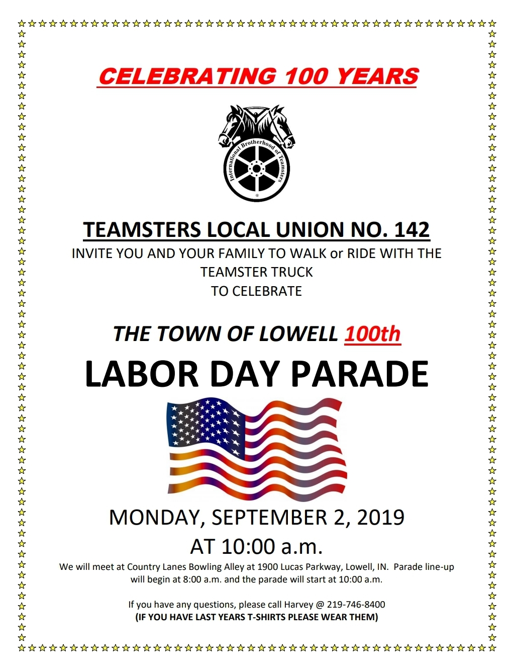 TEAMSTERS LOCAL 142